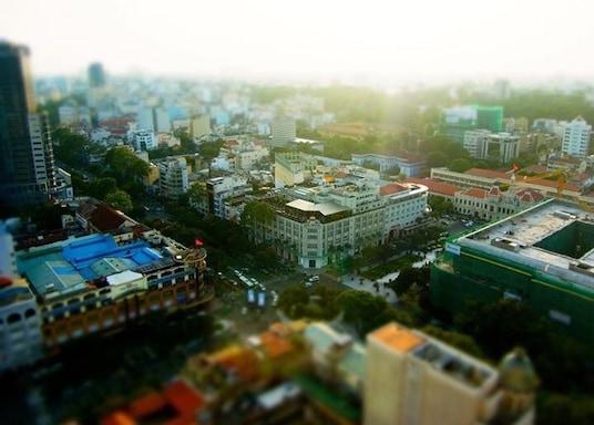 Πόλη του Χο Τσι Μινχ, Βιετνάμ
