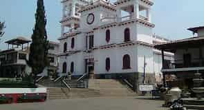 โบสถ์ Mazamitla Temple