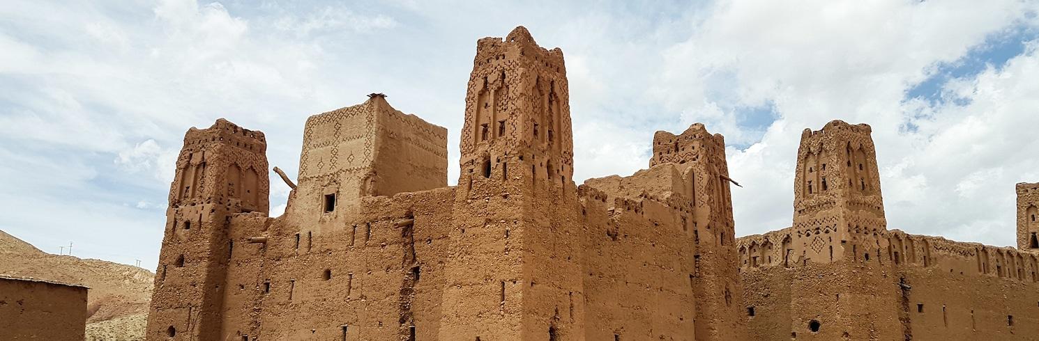 Ait Sedrate Jbel El Soufla, Morocco