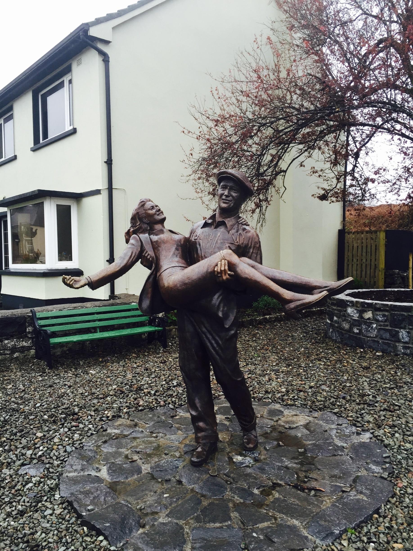 Quiet Man Museum, Cong, County Galway, Ireland
