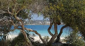 Makronisosas pludmale