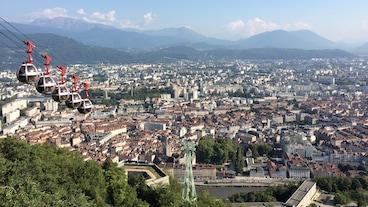 Grenoble-Bastille