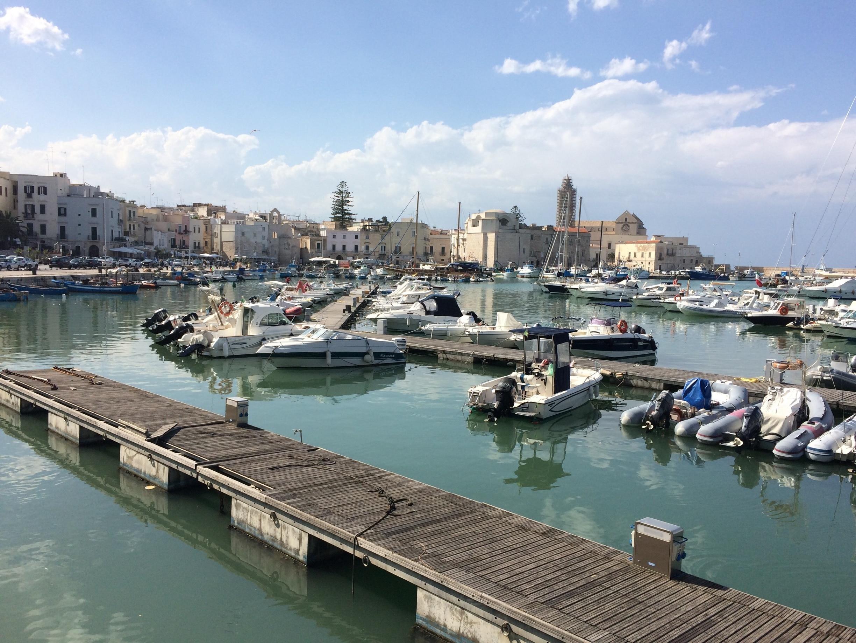 Trani Marina, Puglia, Italy