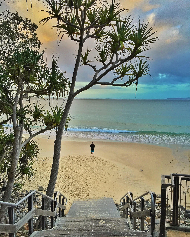 Little Cove Beach, Sunshine Coast, Queensland, Australia