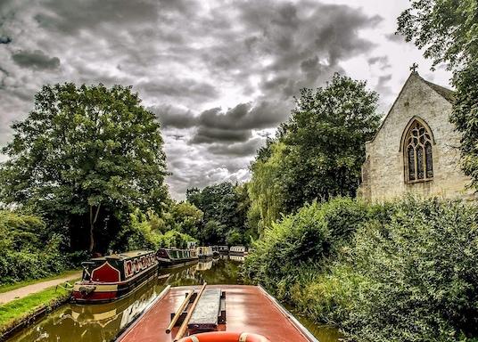 Kidlington, Egyesült Királyság