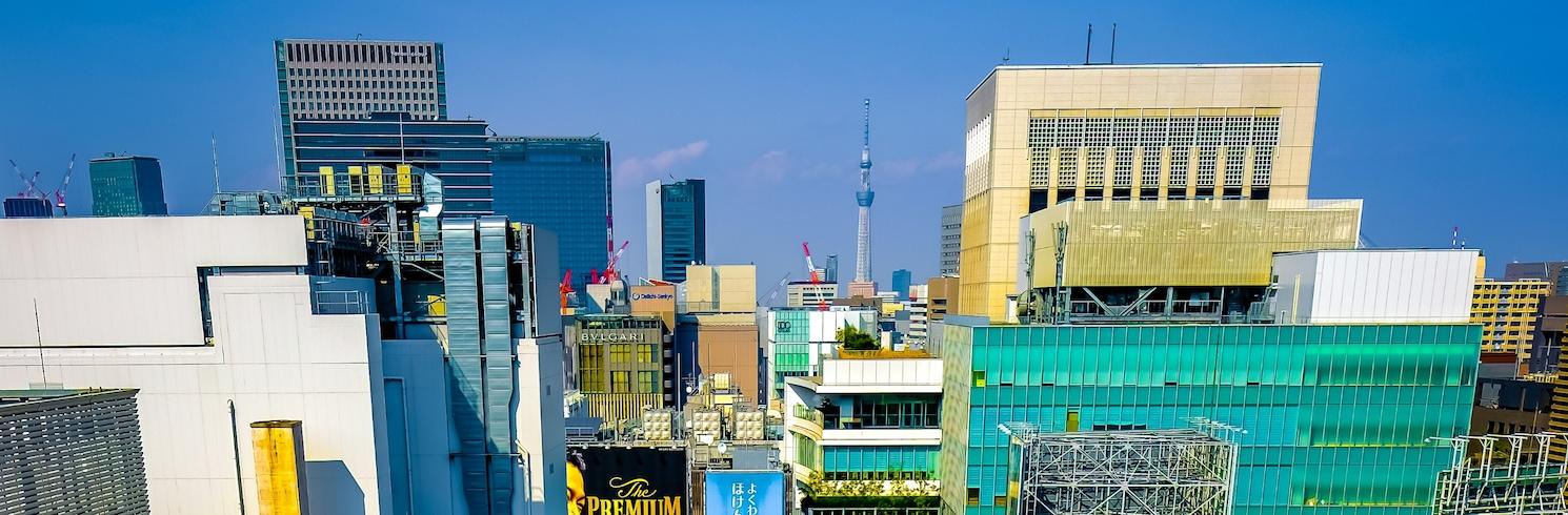 طوكيو, اليابان
