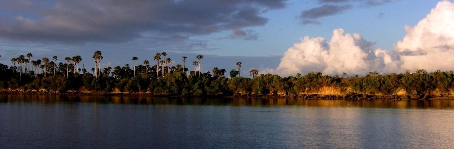 Otok Pemba, Tanzanija