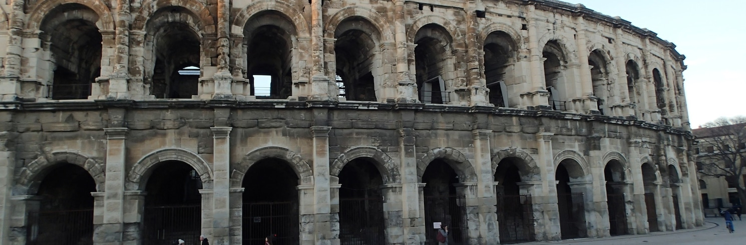 Nîmes, Frankrike