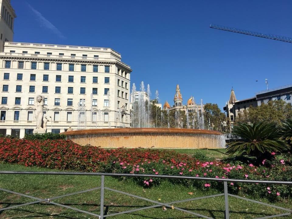 Portal de l'Àngel, Barcelona, Katalonien, Spanien