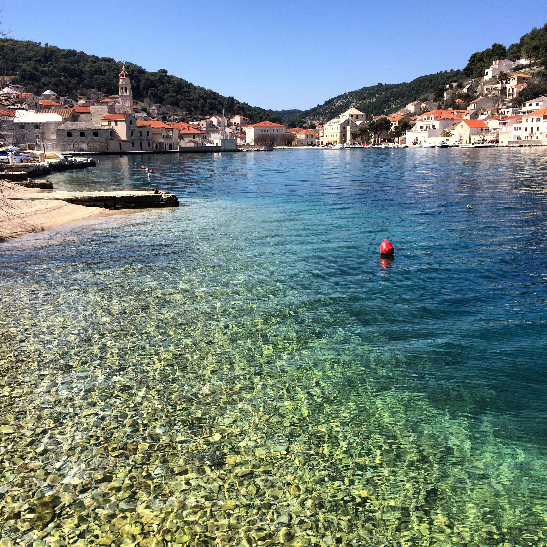 Znjan, Split, Split-Dalmatien, Kroatien