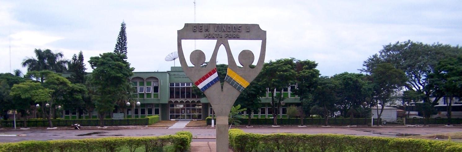 Pedro Juan Caballero, Paraguay