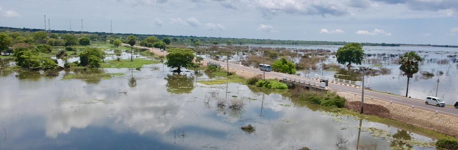 Karuwalagaswewa, Sri Lanka