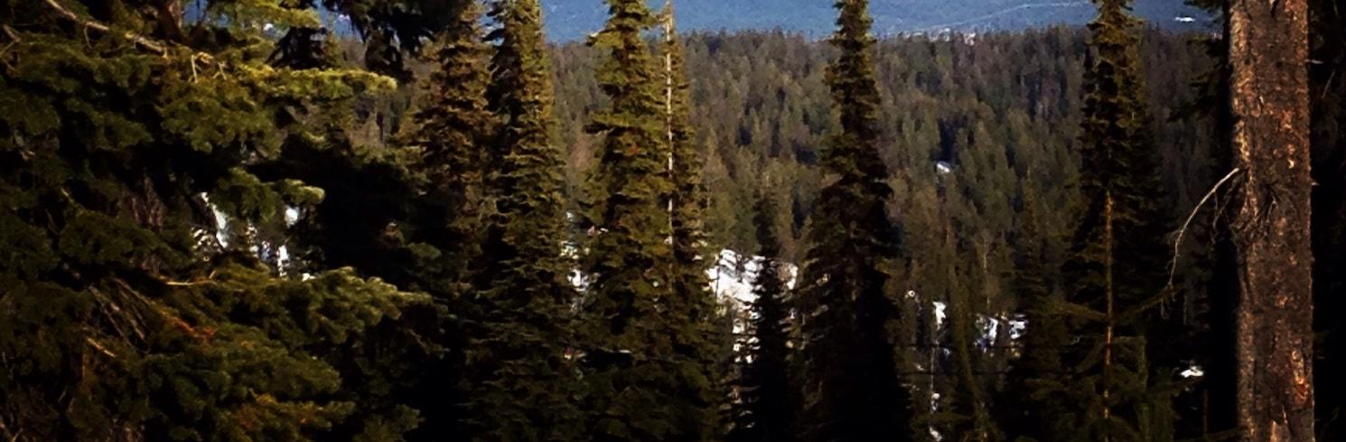Silver Star Mountain, Brittiläinen Kolumbia, Kanada