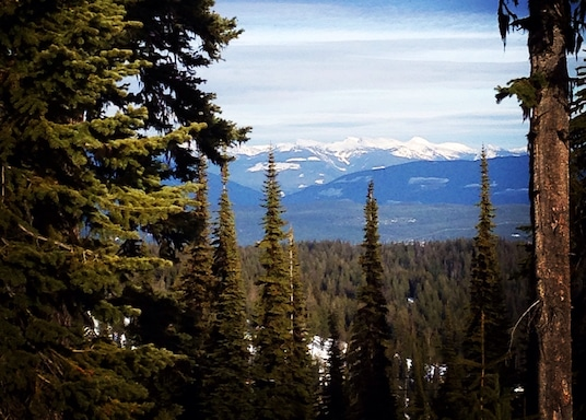 Silver Star Mountain, British Columbia, Canada