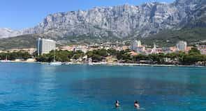 Makarskas pludmale