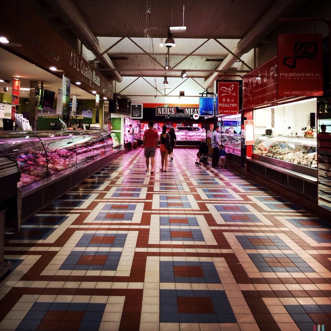 Prahran Market, Melbourne, Victoria, Australia