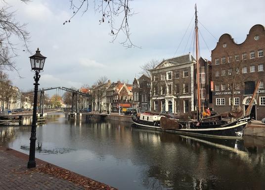 斯希丹, 荷蘭