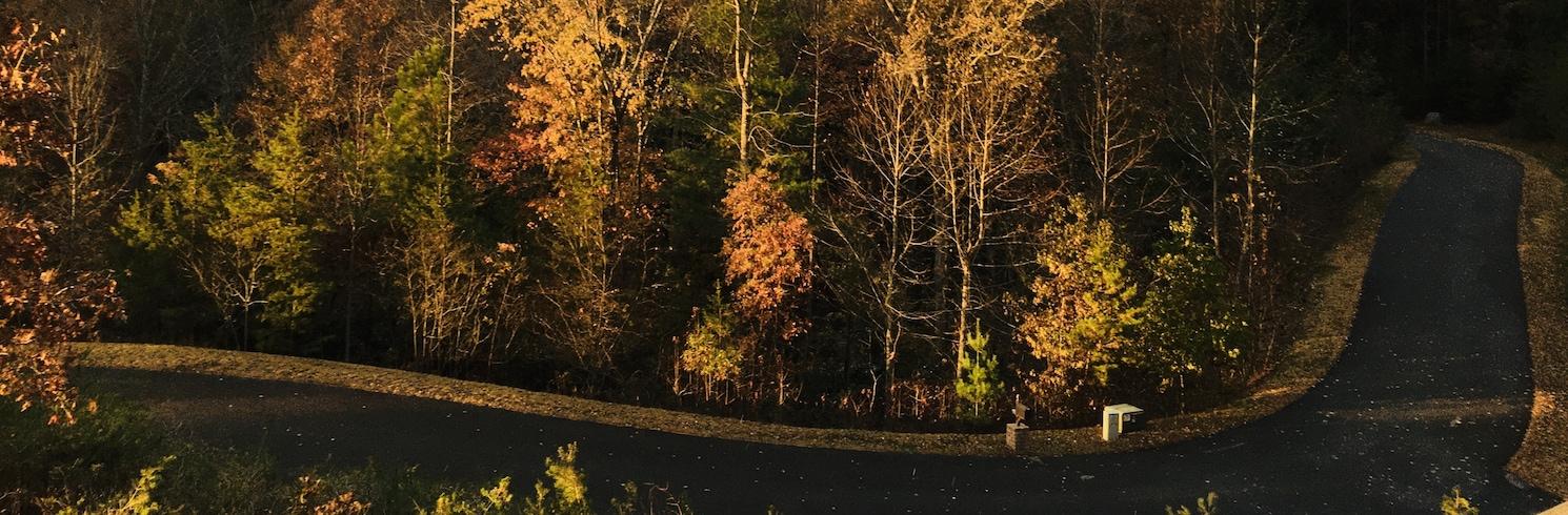 Cherry Log, Georgia, USA