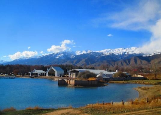 Cholpon-Ata, Kyrgyzstan