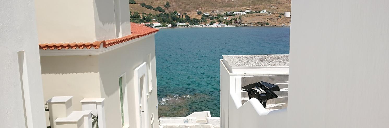 Andros Town, Greece