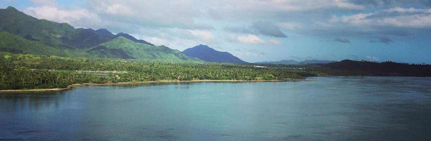 Острів Лейте, Філіппіни