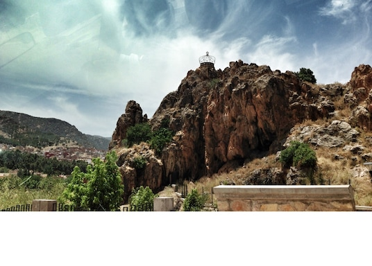 زاوية بن سمين, المغرب