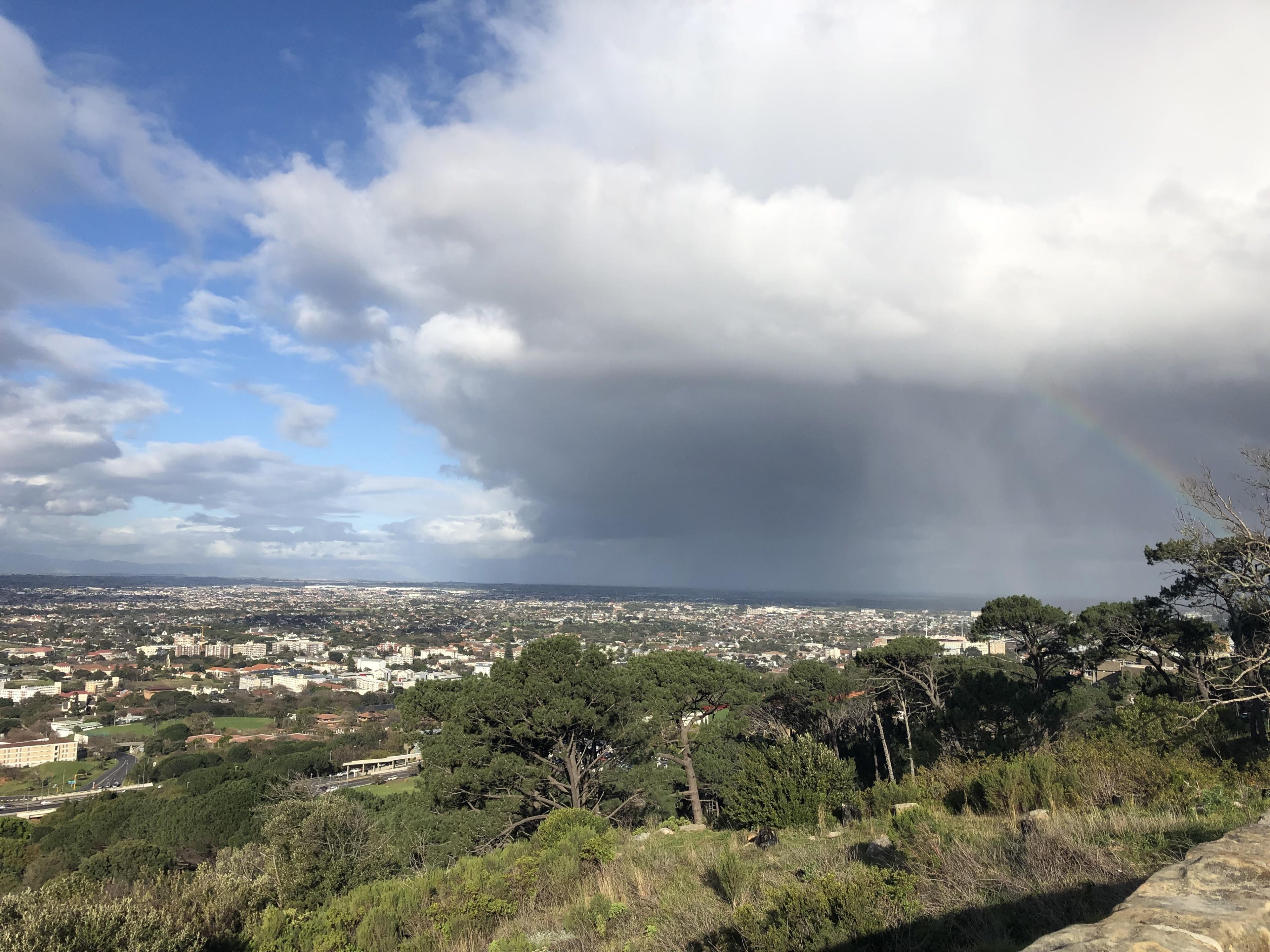 Memorial Rhodes, Cidade do Cabo, Western Cape (província), África do Sul
