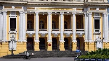 Hanoi-operahuset/