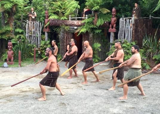 Rotorua, Nueva Zelanda