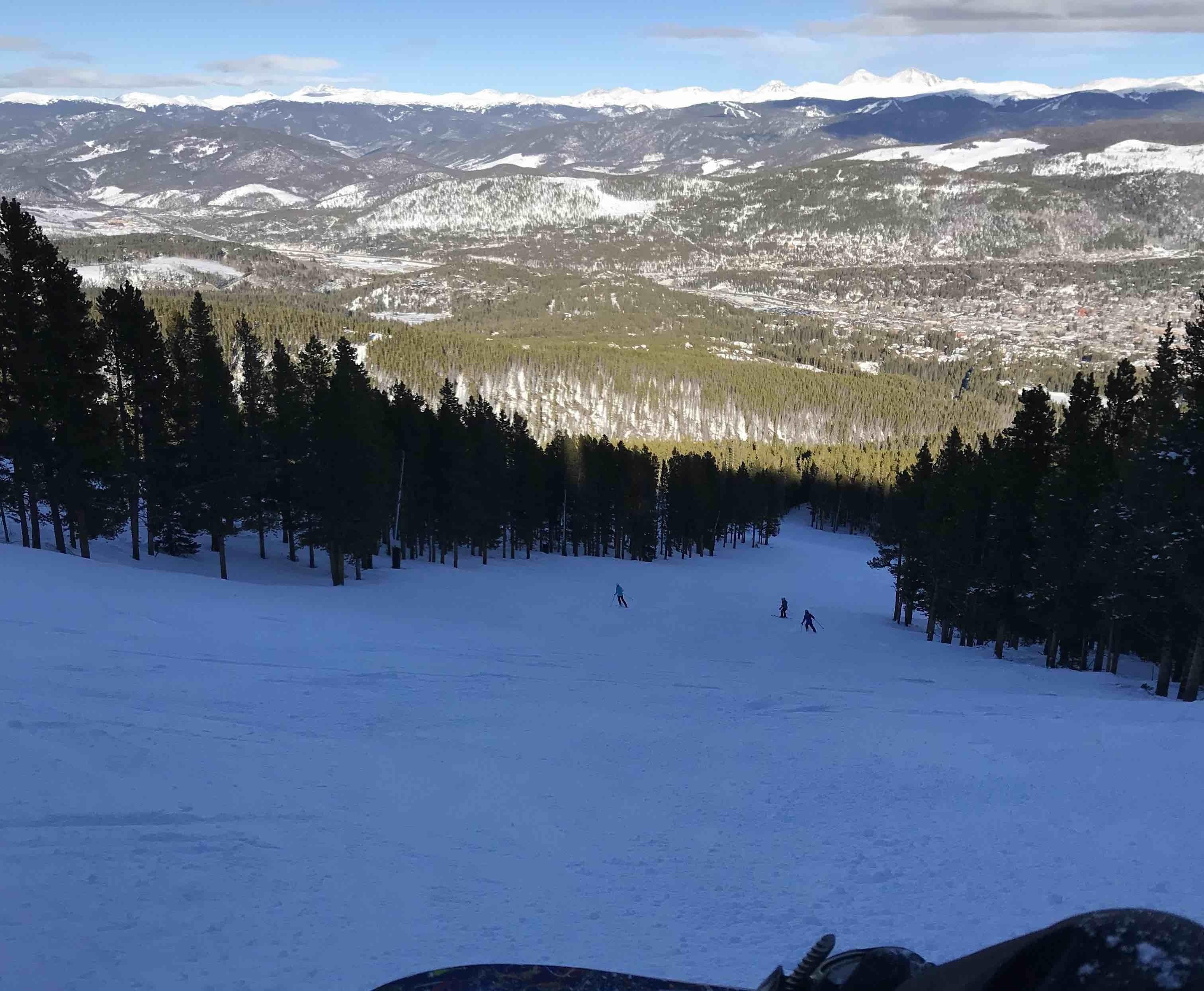 Peak 8, Breckenridge, Colorado, United States of America