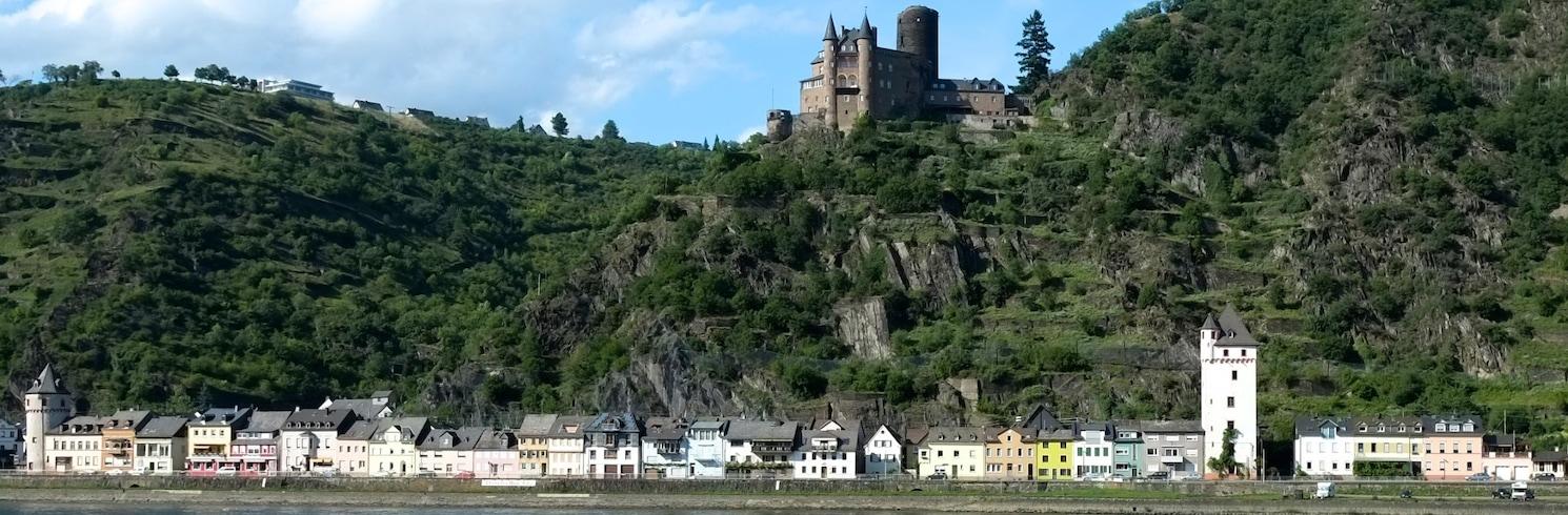 Sankt Goarshausen, Germany