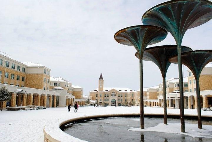 Texas Christian University, Fort Worth, Texas, Verenigde Staten
