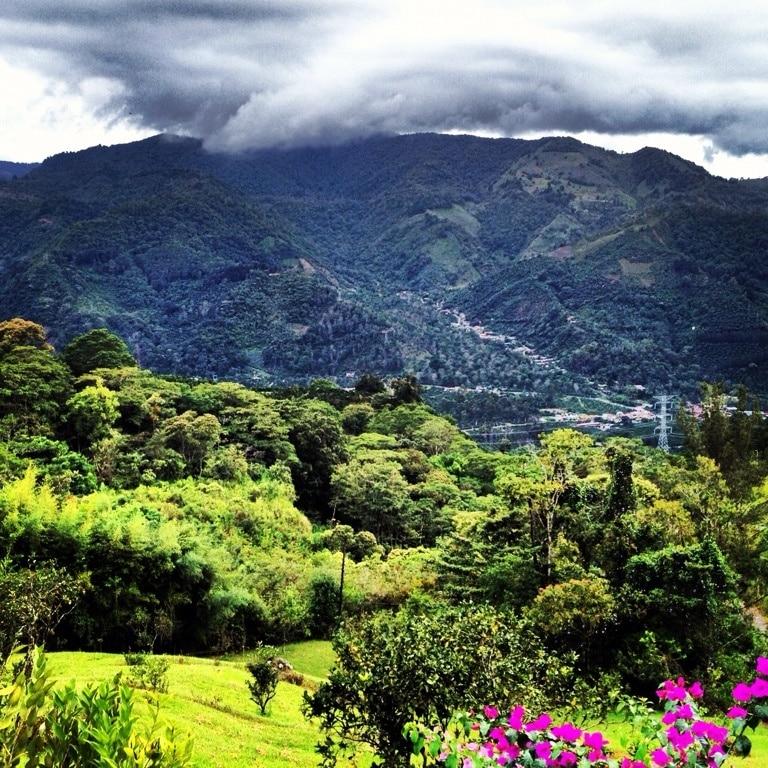 Orosi, Cartago Province, Costa Rica