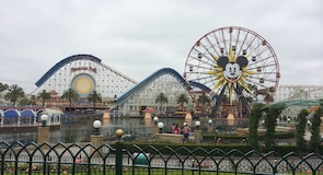 Θεματικό Πάρκο Disney California Adventure® Park