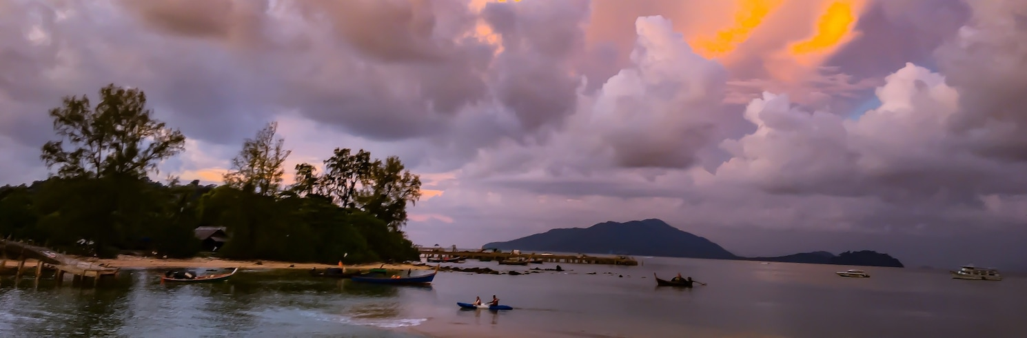 Ranong (Provinz), Thailand
