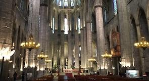 Basilica de Santa Maria del Mar (Bazylika NMP Morskiej)