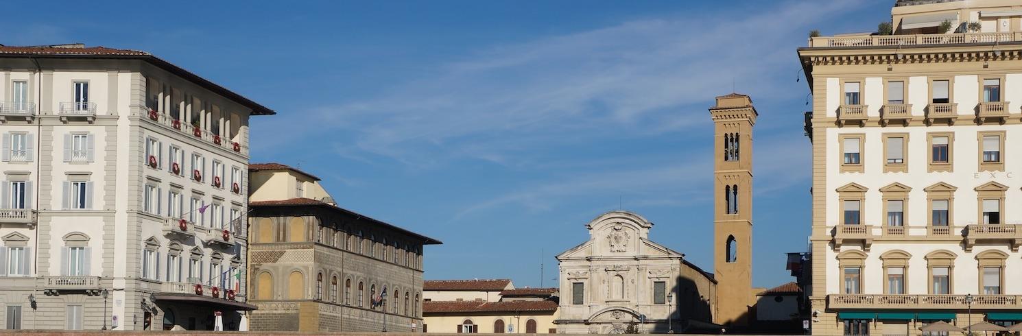 聖佛列迪亞諾, 義大利