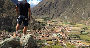 Ollantaytambo Archaeological Site