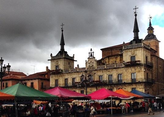 레온, 스페인