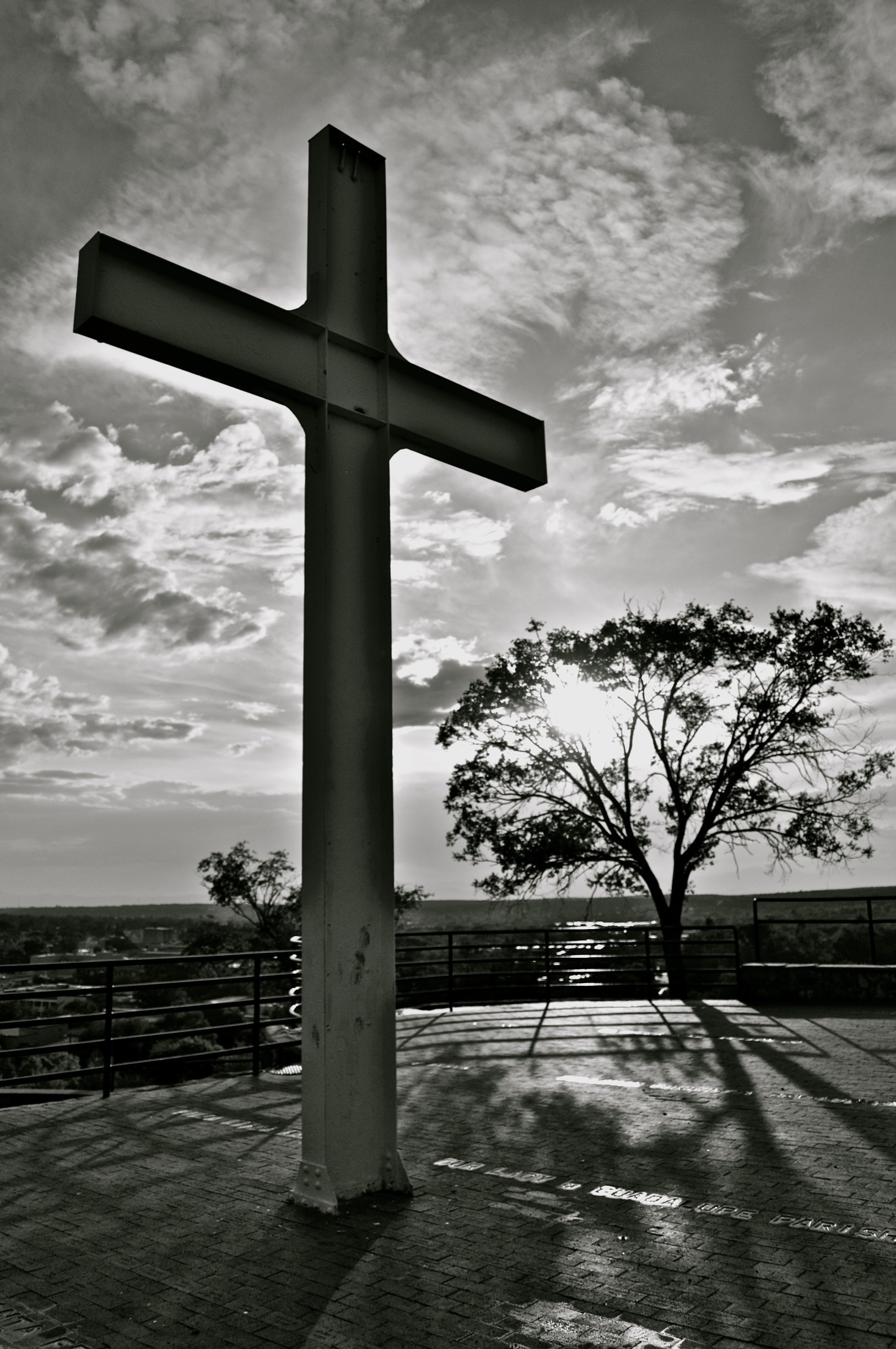Cross of the Martyrs, Santa Fe, New Mexico, United States of America