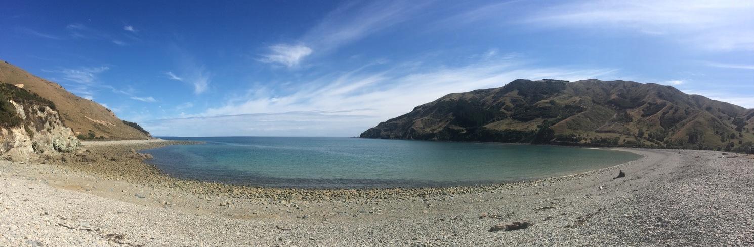 Cable Bay, Új-Zéland