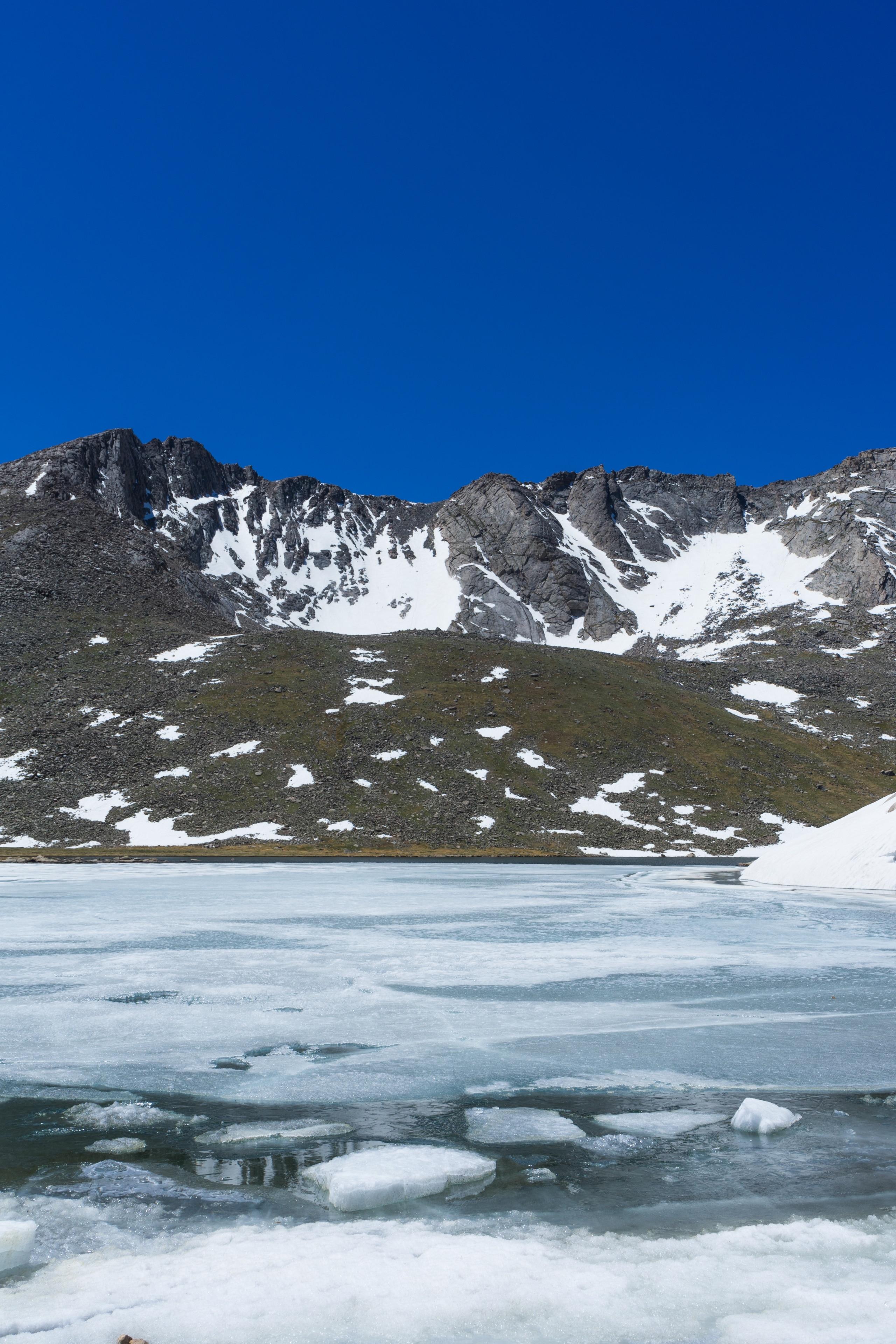 Summit Lake Park, Idaho Springs, Colorado, United States of America