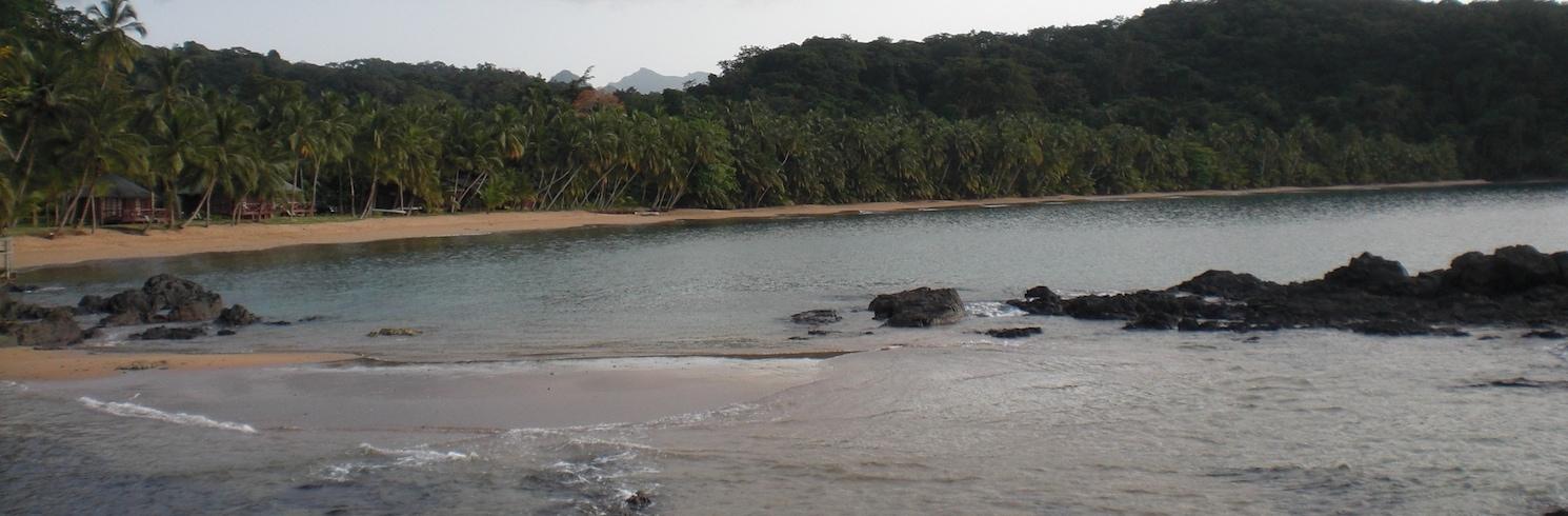Princov ostrov, Svätý Tomáš a Princov ostrov
