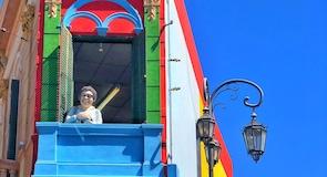 พิพิธภัณฑ์ Caminito Street
