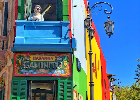 La Boca, Argentína