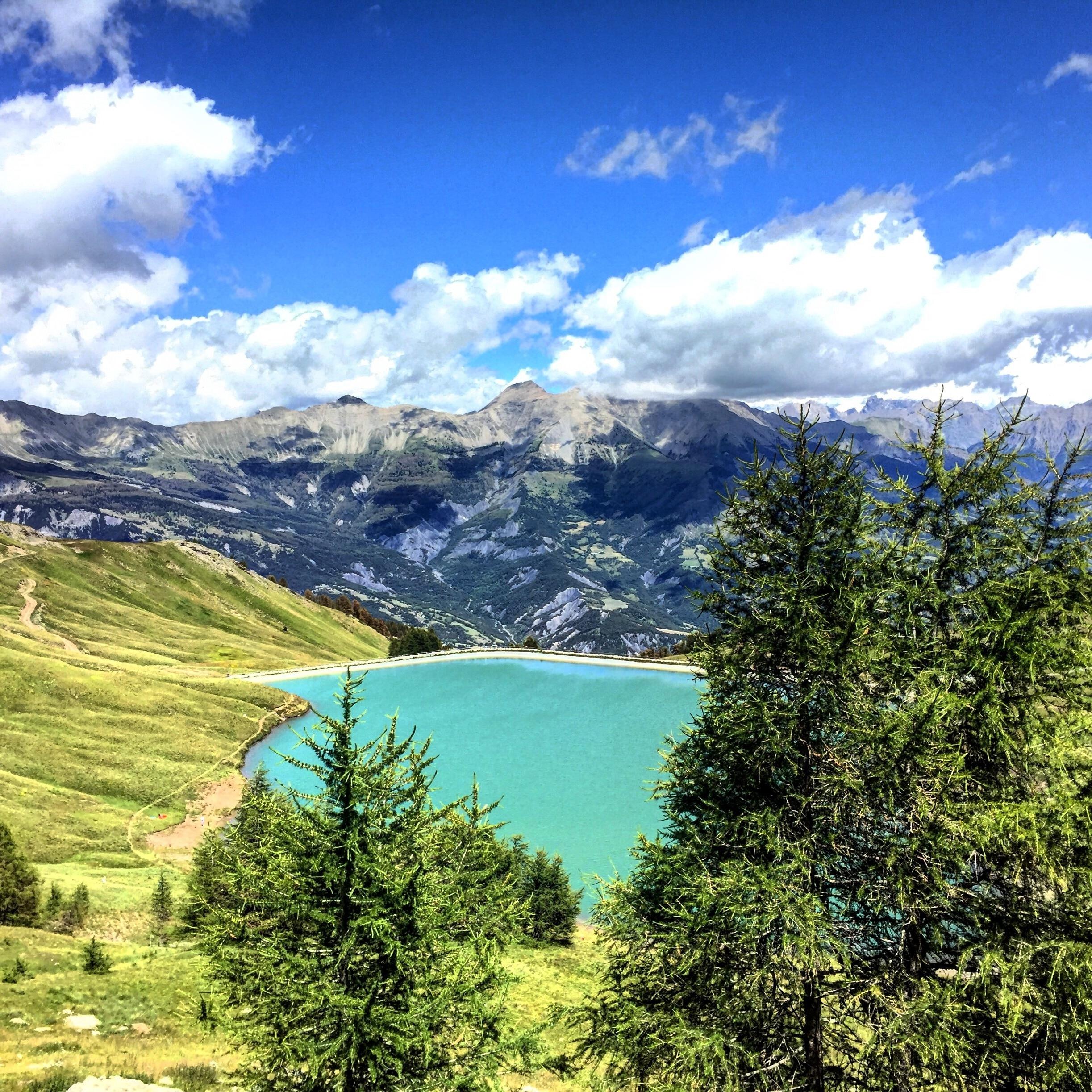 Uvernet-Fours, Alpes-de-Haute-Provence (departement), Frankrijk