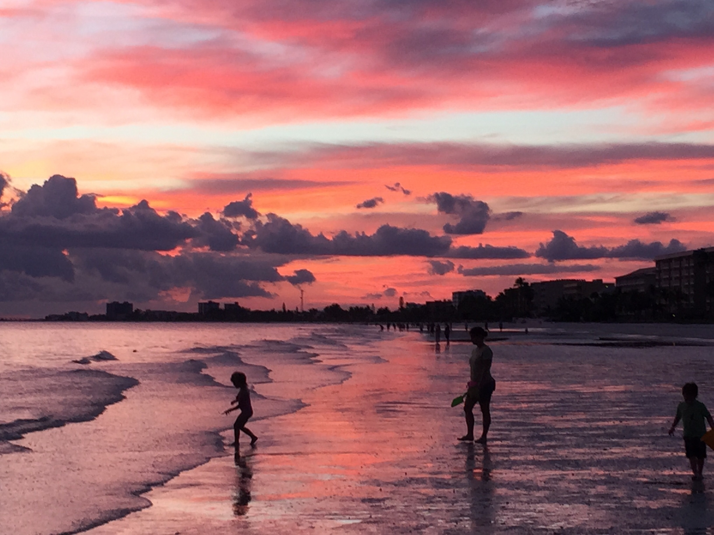 Mid Island, Fort Myers Beach, Florida, United States of America