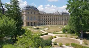 Würzburg sentrum
