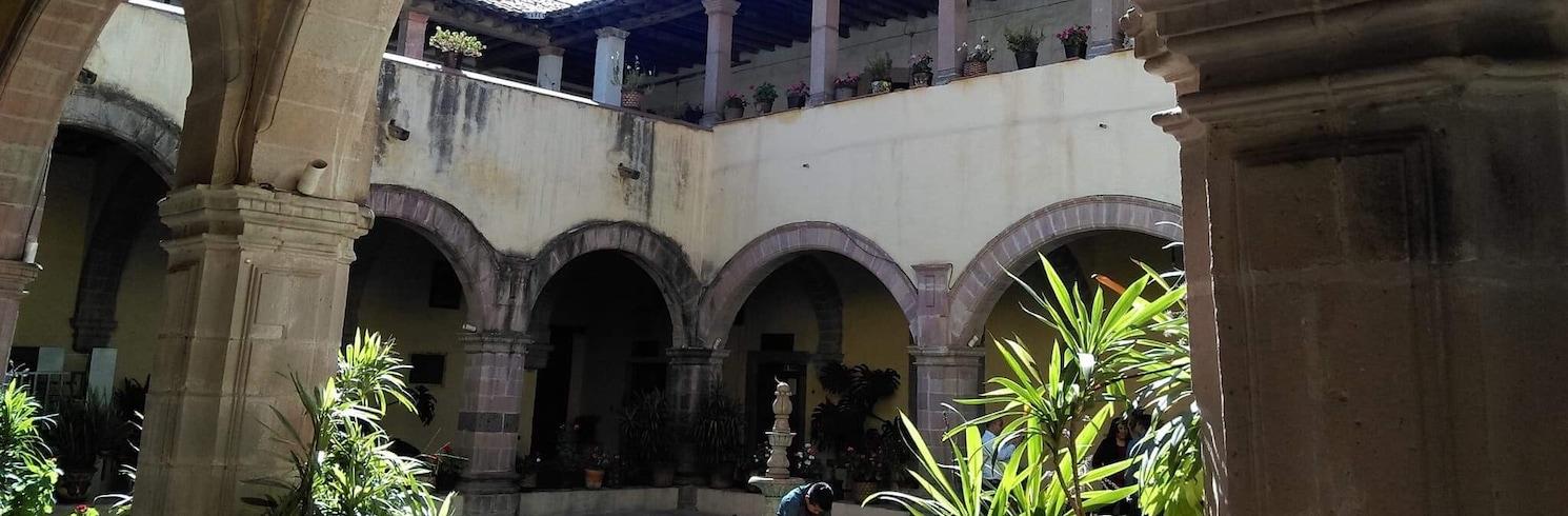 Tlalpujahua, Mexico