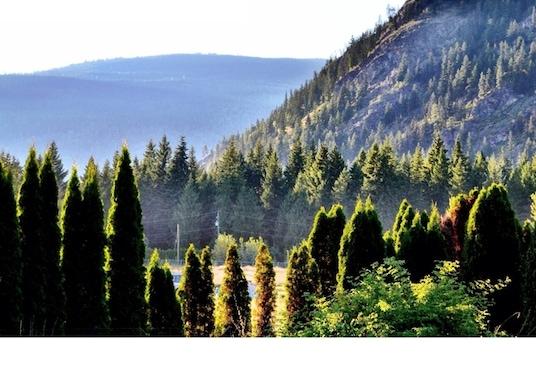 Scotch Creek, Brit Columbia, Kanada